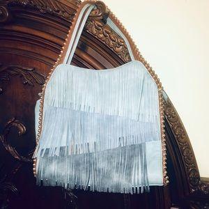 Women's Big Buddha Hand bag